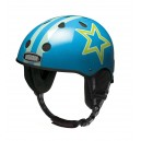 Kask Nutcase Snow Blue Star