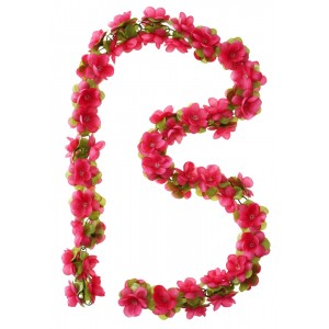 Girlanda kwiatowa Basil