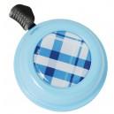 Dzwonek Liix Gingham Check niebieski