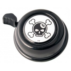 Dzwonek Liix Black Skull