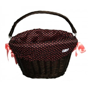Koszyk LoVelo Pink Dot