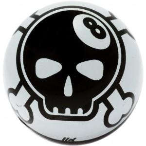 Nakrętki Liix Black Skull