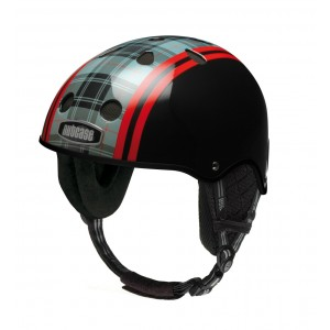 Kask Nutcase Snow Black Plaid