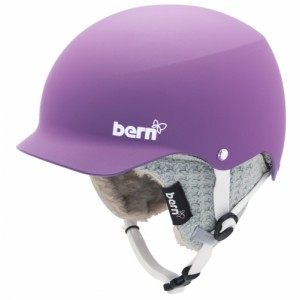 Kask Bern Muse Matte Purple Grey